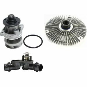 New Water Pump Kit 525 325 323 328 330 528 530 E46 3 Series E90 Bmw 325i E53 X5