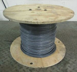 Electrical Wire 10 Awg Mtw Or Thwn 2 Or Thhn 600v C4 71221lr