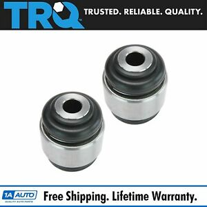 Wishbone Outer Bushing Rear Upper Pair Set For Bmw Z4 3 Series