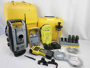Used Trimble S8 Hp 1 Robotic Autolock Total Station Package