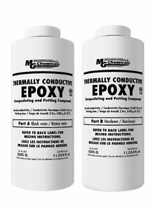Mg Chemicals 832tc 2l Thermally Conductive Epoxy 2 Liter Bottle