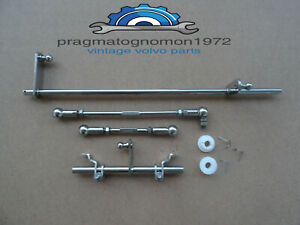 Volvo Amazon 121 122 P 1800 544 Su Hs6 Carburator Linkage Kit Stainless Steel