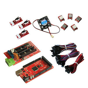 Geeetech Ramps1 4 Mega R3 Stepper Driver A4988 Heatsink For 3d Printer Reprap