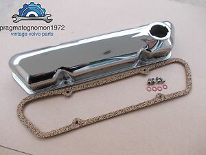 Volvo Valve Cover Chrome Plated Amazon 121 122 P1800 Pv 544 140