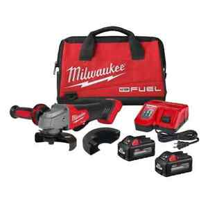 Milwaukee 5540 11 Amp 7 Inch Variable Trigger Speed Automotive Car Polisher
