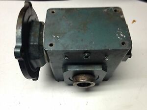 Grove Gear Flexaline Worm Speed Reducer Hmq220 1