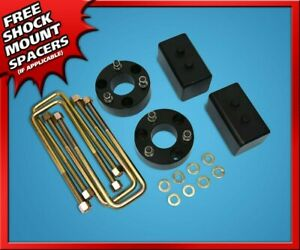 2004 2018 Ford F150 3 Inch Complete Front Rear Full Lift Level Kit 2wd 4x2