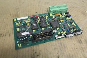 Siemens Drive Power Interface Circuit Board Card A1 106 100 515 Is 09