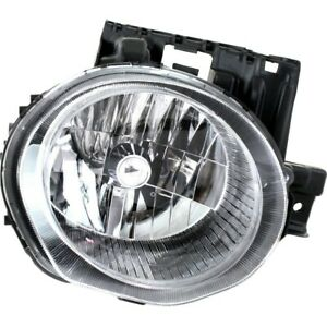 Headlight For 2011 2012 2013 2014 Nissan Juke Right With Bulb