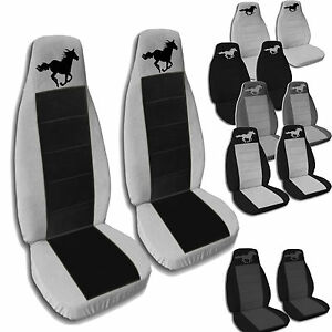 1983 1993 Ford Mustang Seat Covers Fits A Coupe Or Convertible And Any Gt
