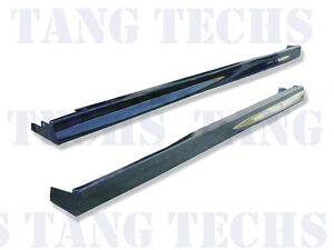 Rsx 02 04 03 Type R Style Abs Plastic Side Skirts Left And Right