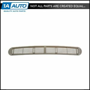 Oem 15046438 Dash Defroster Grille Front Center Beige For Chevy Gmc Olds New