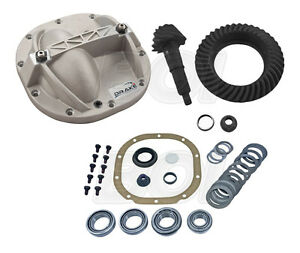 1986 2014 Mustang 8 8 3 73 Ring Pinion Rear Axle Girdle Cover Install Kit