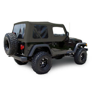 Jeep Wrangler Tj Top 03 06 Tinted Windows Upper Doors Khaki Diamond