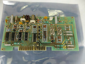 Hp Agilent 3320b Frequency Synthesizer Standard Circuit Board P n 03320 66501