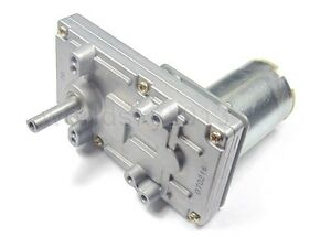 For Takanawa 555 Dc12v 40rpm Reduction Gear Dc Motor With Metal Gearbox For Diy