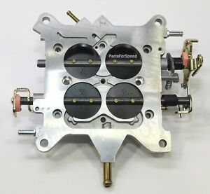 Base Plate For Holley 4779 750 Cfm Double Pumper Carb Made In Usa