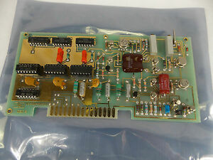 Hp Agilent 3320b Frequency Synthesizer Standard Circuit Board P n 03320 66511