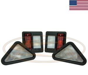 Bobcat Exterior Light Kit S220 S250 S300 S330 A220 A300 Headlight Tail