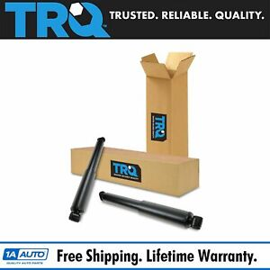 Trq Shock Absorber Rear Pair Set For 4runner Land Cruiser Tacoma Pickup New