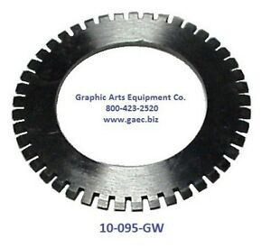 Graphic Whizard Perforating Blade 10 095 gw 12tpi