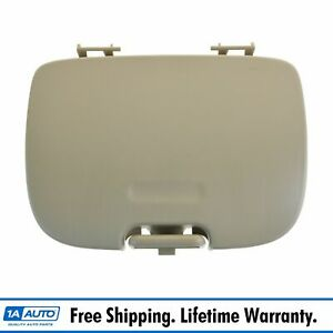 Oem Overhead Console Garage Door Opener Cover Parchment Tan For Ford Pickup New