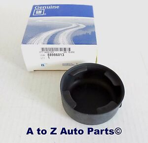 New 2002 2008 Chevrolet Trailblazer Gmc Envoy Small Rubber Cup Holder Insert Oem