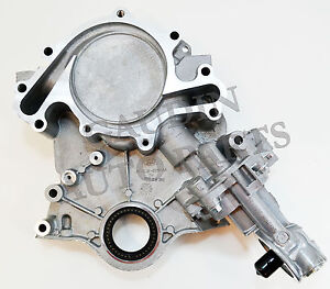 Ford Oem engine Timing Cover 4f2z6019ba