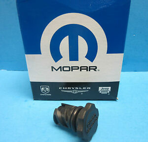 Transmission Oil Filler Cap Mopar Oem 4591959aa For Chrysler Dodge Jeep