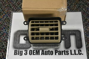 2005 2007 Ford Super Duty Rh Passenger Side Ac Dash Vent New Oem 5c3z 19893 Aac