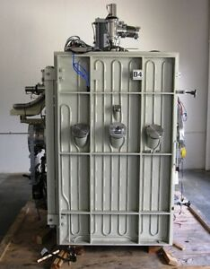High Vacuum Deposition Chamber W Cryogenic Pump