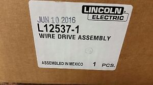 Lincoln L12537 1 Wire Drive Asbly