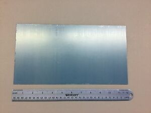 Petg Clear Thermoforming Vacuforming Blanks Plastic Sheets 080 X 5 3 4 X 12