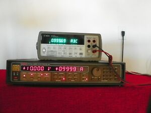 Keithley 238 High Current Source Measure Unit W 2 Of 7078 trx 5 237 alg 2