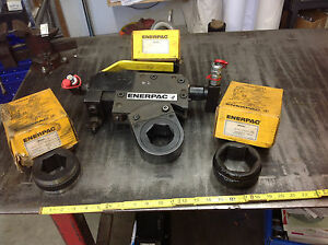 Enerpac Bwm 750 Lb Hydraulic Torque Wrench 2 1 4 2 13 16 2 1 16 Female Hex