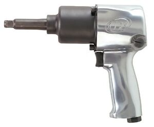 Irc 231ha 2 1 2 Super duty Air Impact Wrench handle Exhaust 2 Anvil