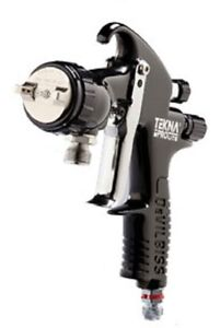 Tekna By Devilbiss 703624 Prolite Pressure Feed Spray Gun 1 0 1 4mm