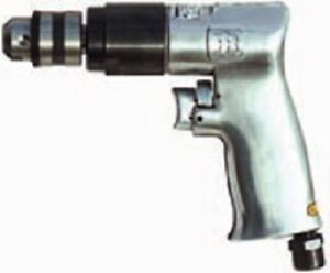 Ingersoll Rand Ir 7802ra 3 8 In Heavy duty Reversible Air Drill