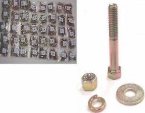 2992 Pcs Grade 8 Coarse Thread Bolt Nut Washer And Lock Washer Assortment