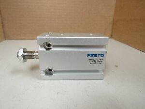 New Festo Air Pnuematic Cylinder Dmm 25 15 p a Dmm2515pa 158535 W408 15mm Stroke