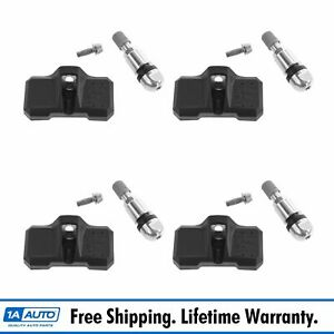 Dorman Tire Pressure Monitor Sensor Set Of 4 For Chrysler Fiat Mercedes Benz