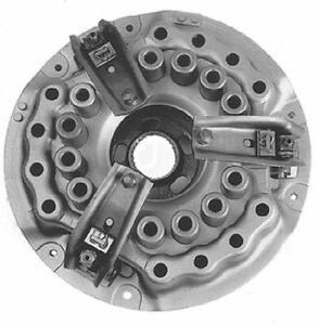Fd802aa 11 Ford Tractor Dual Stage Clutch 10 Tooth Drive Disc