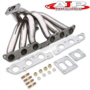 2jz 3 0l T4 Stainless Turbo Exhaust Manifold For 92 97 Sc300 01 05 Is300 Gs300