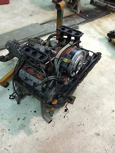 Porsche 1974 2 7 Mfi 911 83 Rs carrera Engine Transmission Sn 6641007 Running