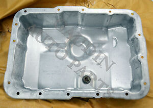 Ford Oem Automatic Transmission oil Pan 1l2z7a194ca