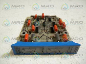 Westinghouse Nl 344 Dual Timer Module used