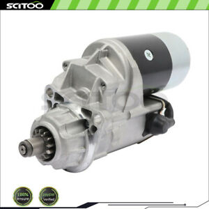 Starter For Dodge Ram 3500 Ram 3500 5 9l 359 L6 Diesel 1994 2002 228000 2290