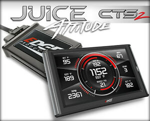 Edge Products Cts2 Juice W Attitude For 2007 5 2012 Dodge Ram Cummins 6 7l