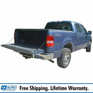 Tonneau Cover Roll Up For Chevy Gmc S10 S15 Sonoma Pickup 6ft Short Bed