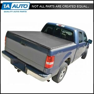 Tonneau Cover Hidden Snap For Chevy Gmc Sierra Silverado Fleetside 6 5ft Bed